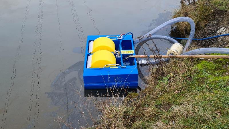 G2 - GS-Austritt Gewässer