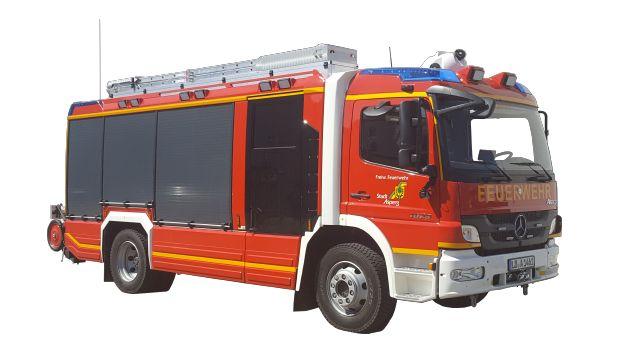 Hilfeleistungslöschgruppenfahrzeug 3 (HLF 20)