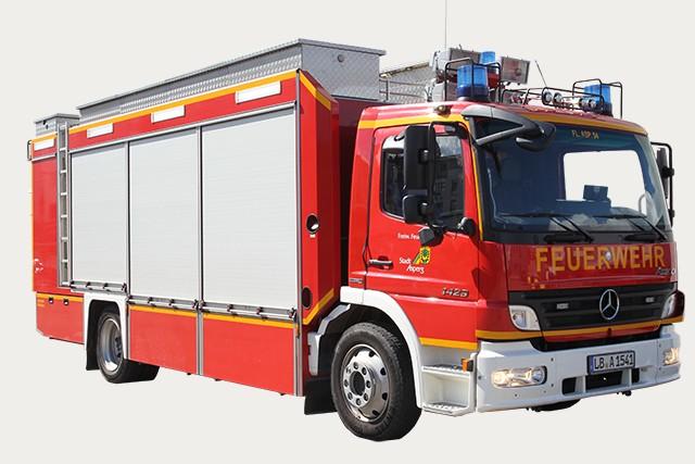 Gerätewagen Gefahrgut (GW-G)
