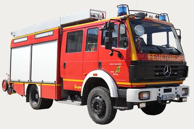 Hilfeleistungslöschgruppenfahrzeug 3 (HLF 3)